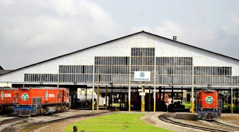 Sitarail ferroviaire Bolloré